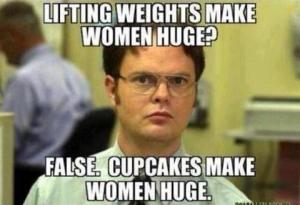 lifting-weights-make-women-huge
